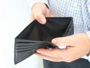1 rahat kadoksissa